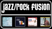 Jazz/Rock Fusion Vinyl and CDs